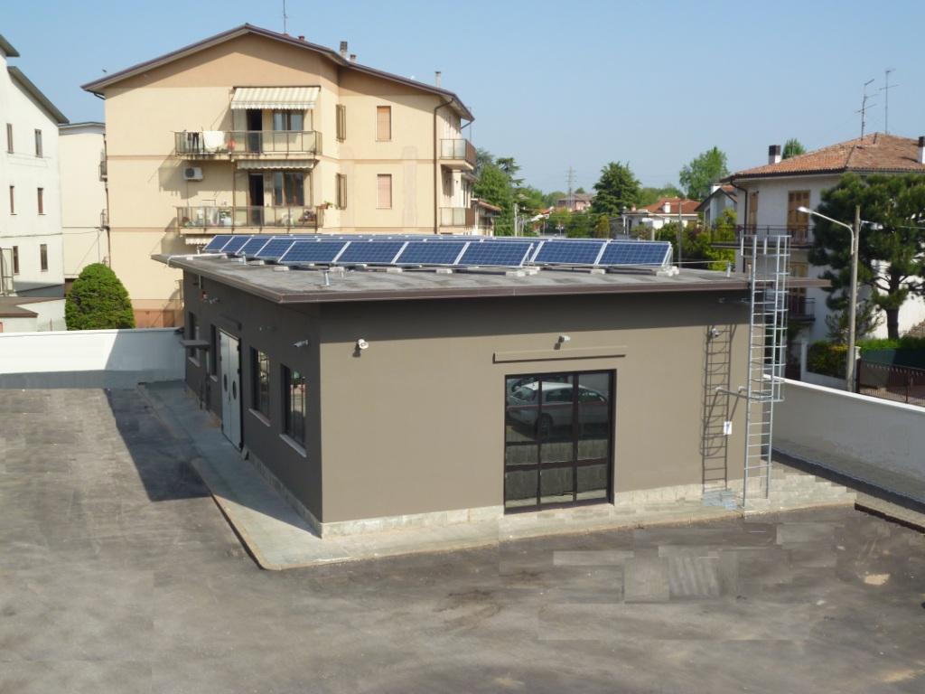 Impianto fotovoltaico da 19 kW